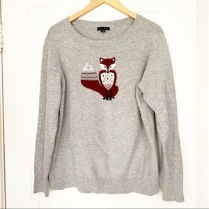 Tommy Hilfiger Fox Gray Sweater
